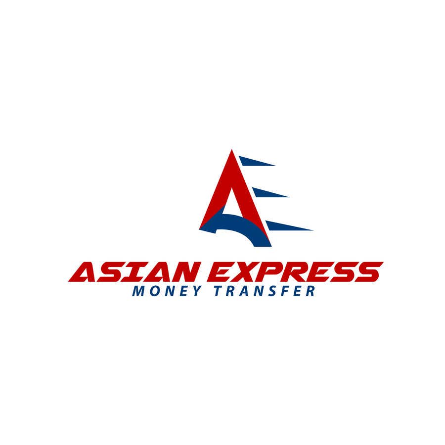 ผลงานการประกวด #95 สำหรับ Asian Express Money Transfer Logo