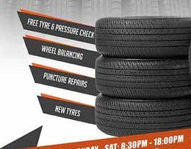 #10 for Design a Tyre Company Leaflet by maidang34