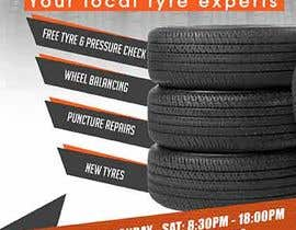 #13 for Design a Tyre Company Leaflet by maidang34