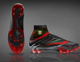 #312 cho Design a pair of soccer shoes for your favorite player bởi ArlesV