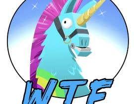 KatonAqhari tarafından I need a logo illustration (Lama Unicorn) için no 12