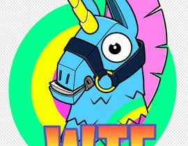 KatonAqhari tarafından I need a logo illustration (Lama Unicorn) için no 22