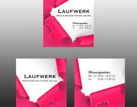 Nro 2 kilpailuun Design a Flyer for a fashion boutique käyttäjältä dessiedimitrova