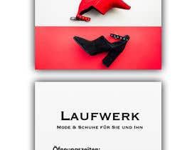 Nro 27 kilpailuun Design a Flyer for a fashion boutique käyttäjältä dessiedimitrova