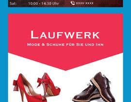 Nro 46 kilpailuun Design a Flyer for a fashion boutique käyttäjältä Palma007