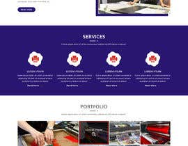 #7 for Build a website for a print shop by adixsoft