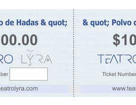 #6 for Ticket design by yadavsushil