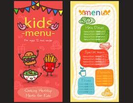 #1 for Kids Menu Design Templates af Global7gujarati