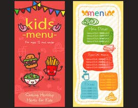 #1 for Kids Menu Design Templates by Global7gujarati