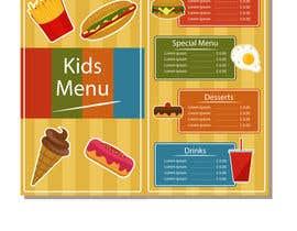 #2 for Kids Menu Design Templates by Global7gujarati