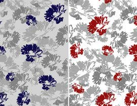 #33 for Design of pattern for fabric printing. High resolution needed. Pattern design. by artkrishna
