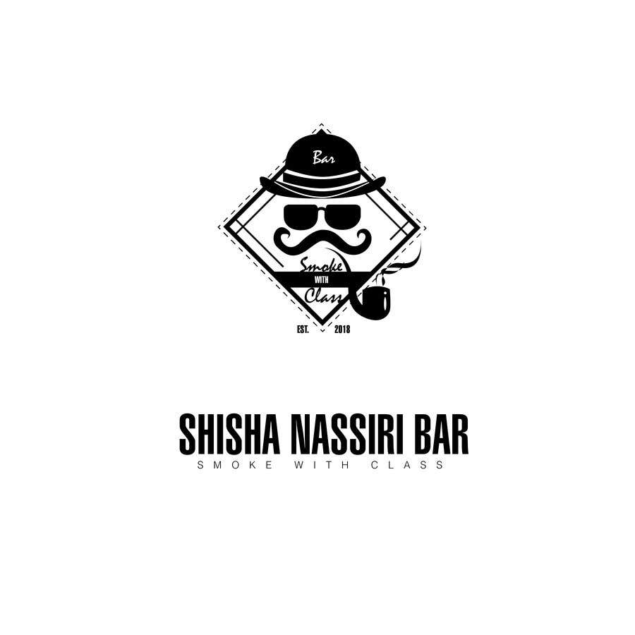 Konkurrenceindlæg #13 for Design a Logo for a Hookah/Shisha Bar