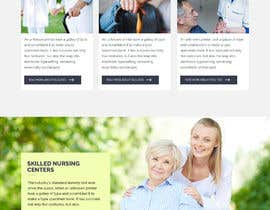 nº 24 pour Design a Home Page and Facilities page in Photoshop par saidesigner87