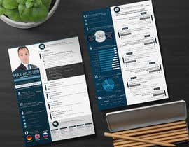 #7 for Improve Design (UX/UI) of CV ( Curriculum Vitae) in finance sektor by W3WEBHELP