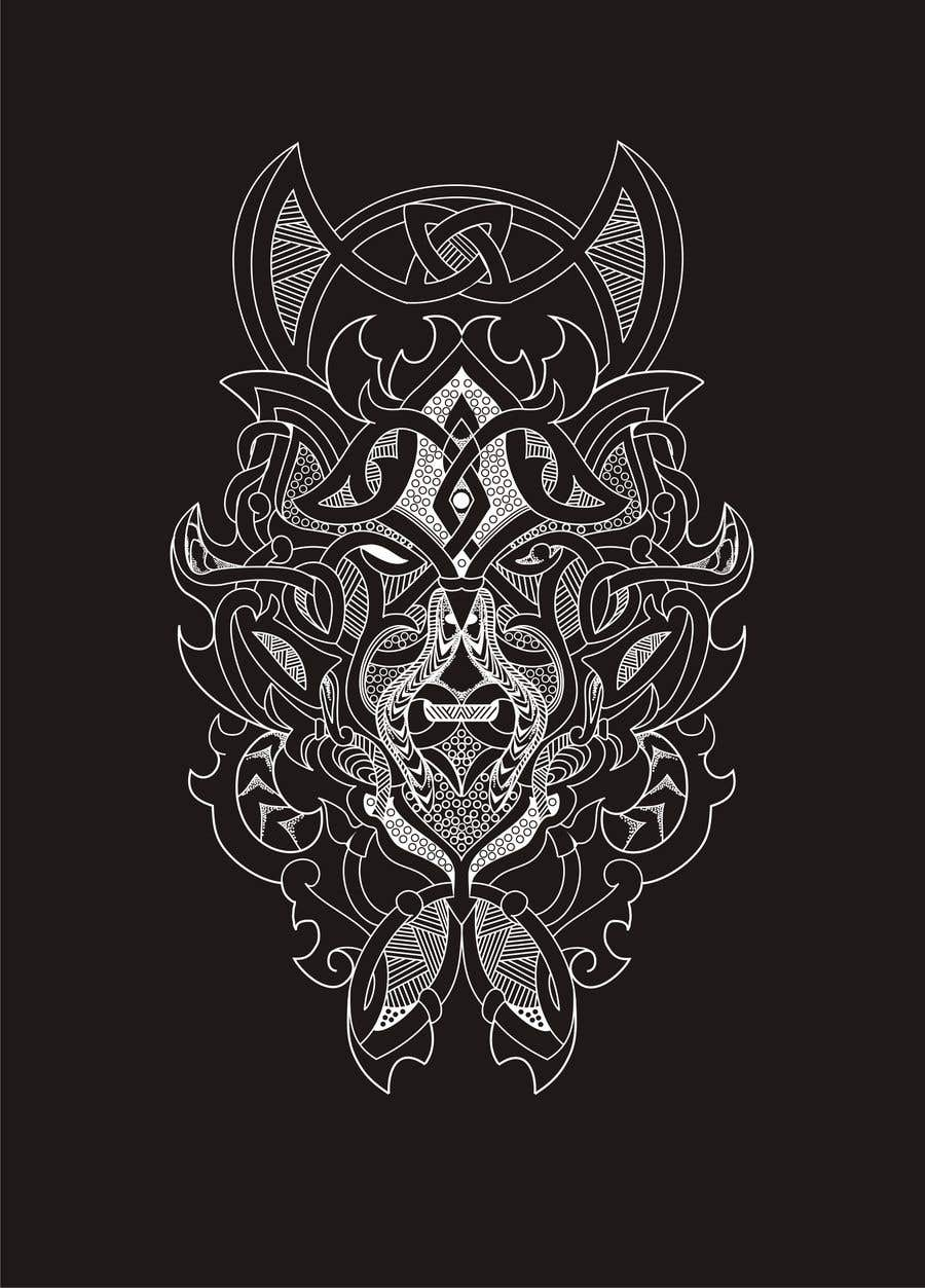 96be4e226 Entry #20 by djamalidin for Create a Traditional Viking/Norse Tattoo ...