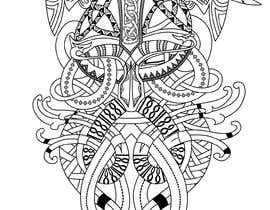 #21 for Create a Traditional Viking/Norse Tattoo Design af Omaaraliii