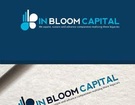 #42 for Log for In Bloom Capital by fourtunedesign