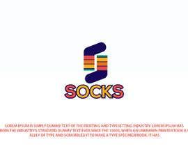 Nro 30 kilpailuun Design a Logo for a Socks company! käyttäjältä nayeem200