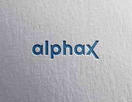 #524 untuk AlphaX Capital Logo oleh flowartist132
