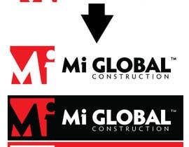 "#20 for I need a logo with the exact same as the attached ""Mi Caves"" logo but instead of ""Mi Caves"" it needs to say ""Mi Global Construction"" in the exact same font and boldness by Mostafiz600"