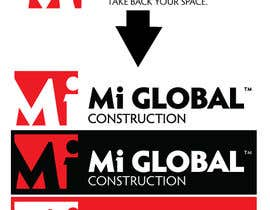 "#24 for I need a logo with the exact same as the attached ""Mi Caves"" logo but instead of ""Mi Caves"" it needs to say ""Mi Global Construction"" in the exact same font and boldness by Mostafiz600"