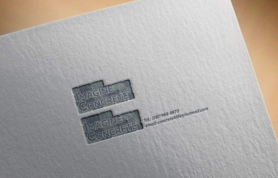 Proposta in Concorso #2 per logo for concrete services