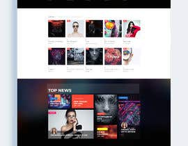 """#15 for build website similar to Netflix look and feel with our content """"starts immediately"""" by FirstCreative"""