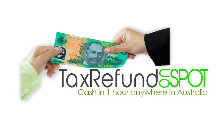 Proposition n°70 du concours Logo Design for Tax Refund On Spot