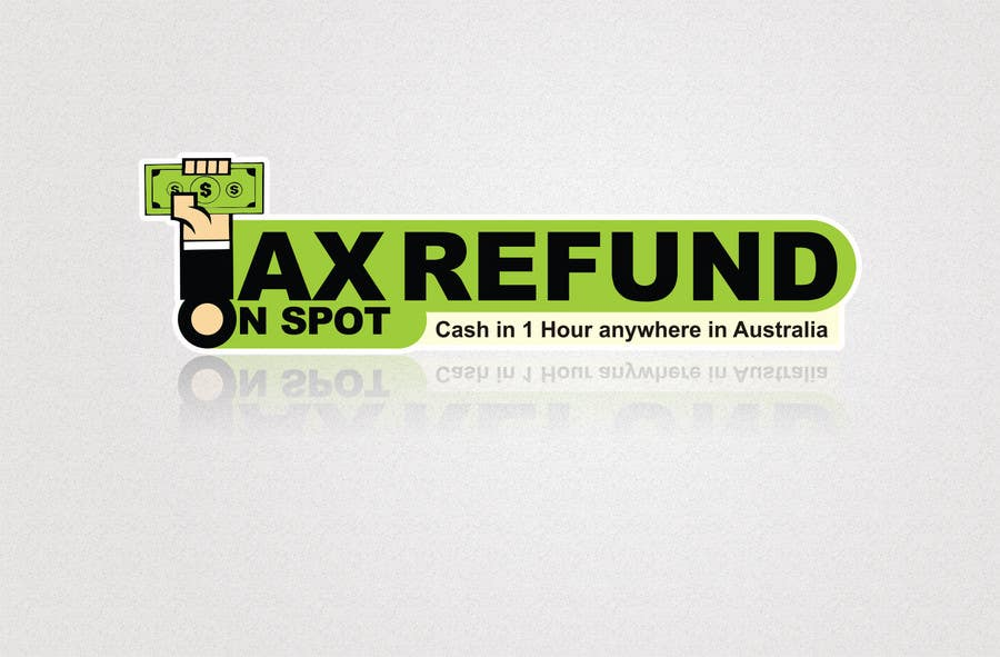 Proposition n°123 du concours Logo Design for Tax Refund On Spot