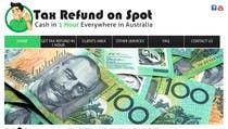 Graphic Design Konkurrenceindlæg #75 for Logo Design for Tax Refund On Spot