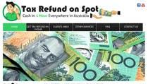 Graphic Design Konkurrenceindlæg #83 for Logo Design for Tax Refund On Spot