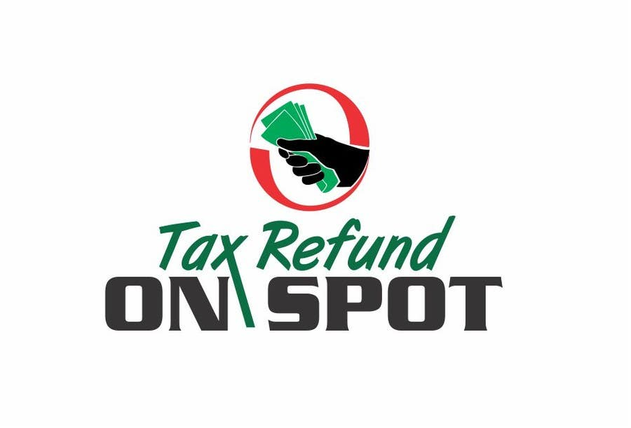 Konkurrenceindlæg #50 for Logo Design for Tax Refund On Spot