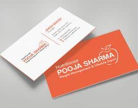 #11 สำหรับ Logo & Stationary Design for my nutrition practice - I am a nutritionist โดย mahmudkhan44