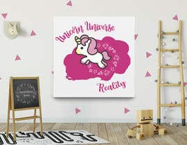 #21 for Design a Unicorn Sign for Interior Decoration by dawidkotomski