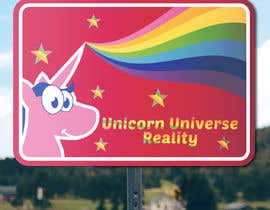 #31 for Design a Unicorn Sign for Interior Decoration by BrilliantDesign8