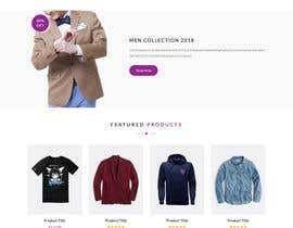 #32 for Shopify Ecommerce by Meetrajsinh