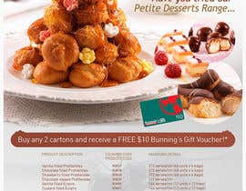 #39 pentru Graphic Design for Country Chef Desserts de către pris