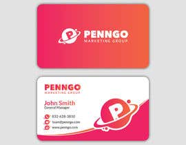 #26 for Design some Business Cards for Penngo Group by papri802030