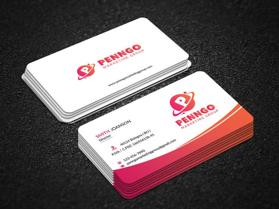 Contest Entry #111 for Design some Business Cards for Penngo Group