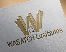 #151 for Wasatch Lusitanos Brand/Logo Design by nikose78