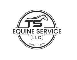 #22 for I need a logo for my new company TS Equine Services LLC. A little background is I provide different care services for horses. Big part of my income is house sitting. I need a simple logo that will look good on business cards or shirts and jackets. by mazaman1985