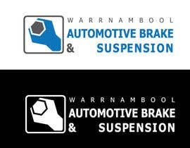 #162 for Design a logo - Warrnambool Automotive Brake and Suspension af DesignConceptz
