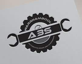 #96 for Design a logo - Warrnambool Automotive Brake and Suspension af rongtuliprint246