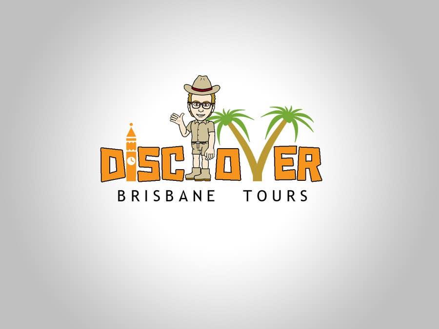 Bài tham dự cuộc thi #96 cho Logo Design for Discover Brisbane Tours