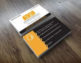designmandakini tarafından Design a professional business card for me için no 9