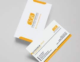 pritishsarker tarafından Design a professional business card for me için no 44
