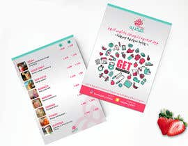 nº 16 pour design menu and rollup stand banner in Arabic par satishandsurabhi