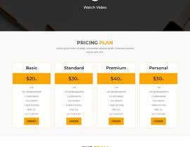 #10 para Design a Website Landing page for a Tech Retail store. por alifffrasel