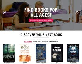 #8 for Book exchange website by azgraphics939