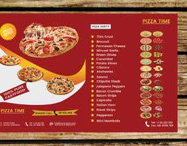 #9 for Design pizza layers by kevkowshik41